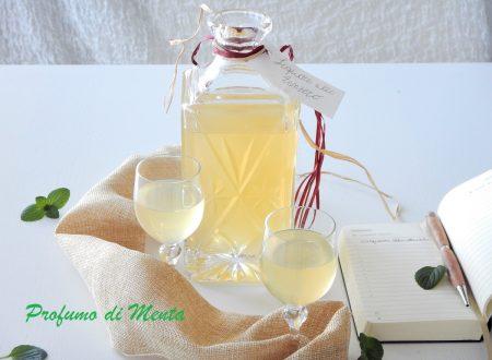 Liquore allo zenzero: come prepararlo in casa